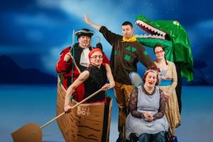 Pressefoto Die Verzauberten_Peter Pan